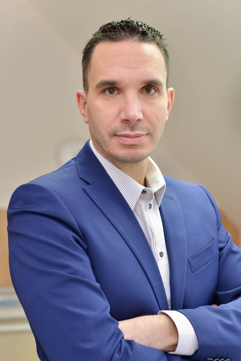 Dr. Attila Halasz - dental implant surgeon